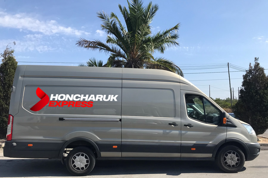 carrinha honcharukexpress