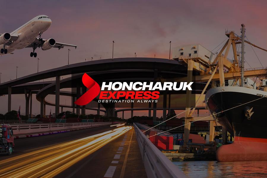cotação honcharuk express